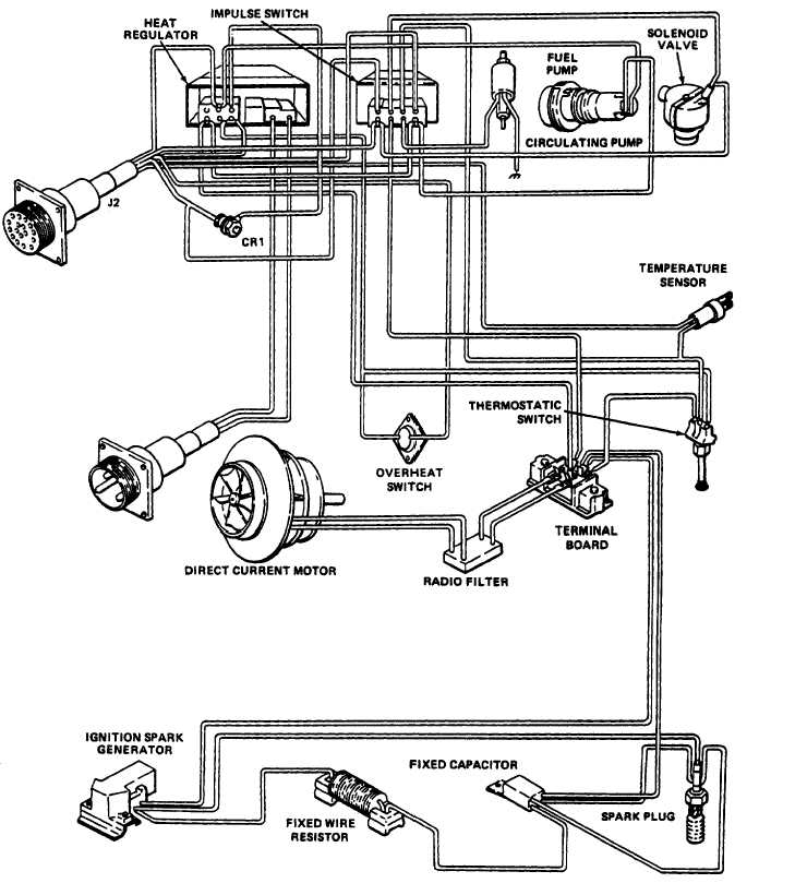 TM 9 2540 205 24P 119 on model wiring diagram