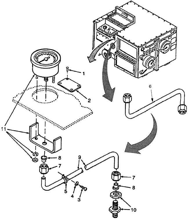 Fuel Pressure Gauge
