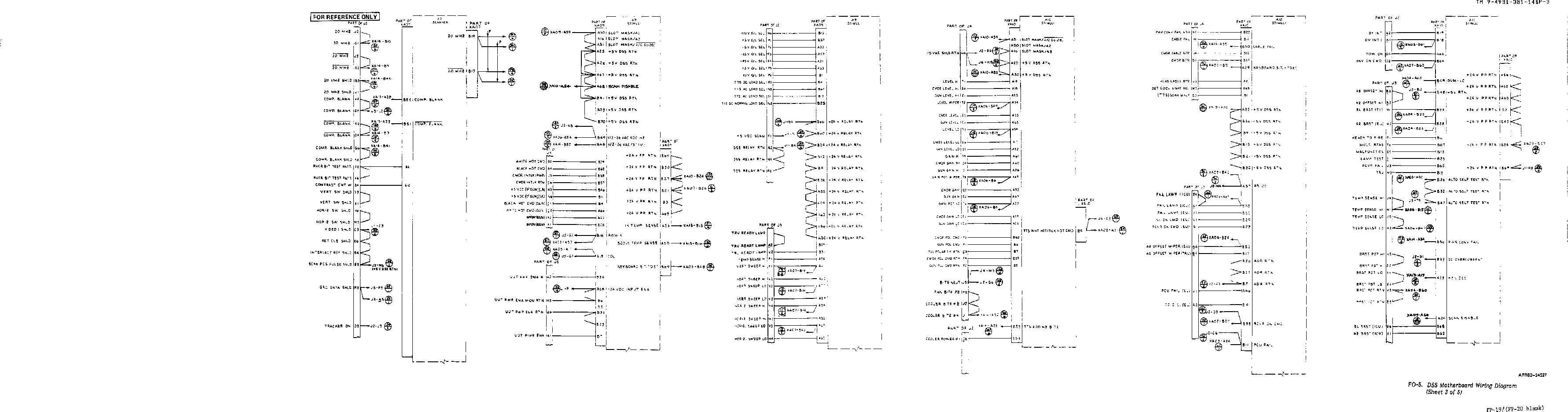 fo 5 dss motherboard wiring diagram sheet 3 of 5. Black Bedroom Furniture Sets. Home Design Ideas